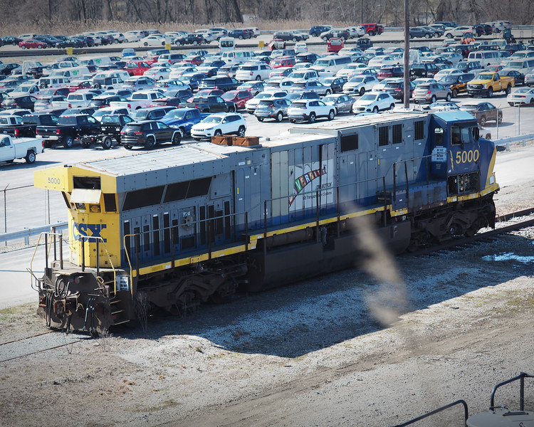 CSX - #5000 Diversity Unit in Aston PA.