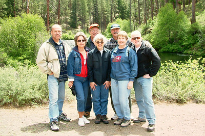 Metolius River Hike - May 29, 2004