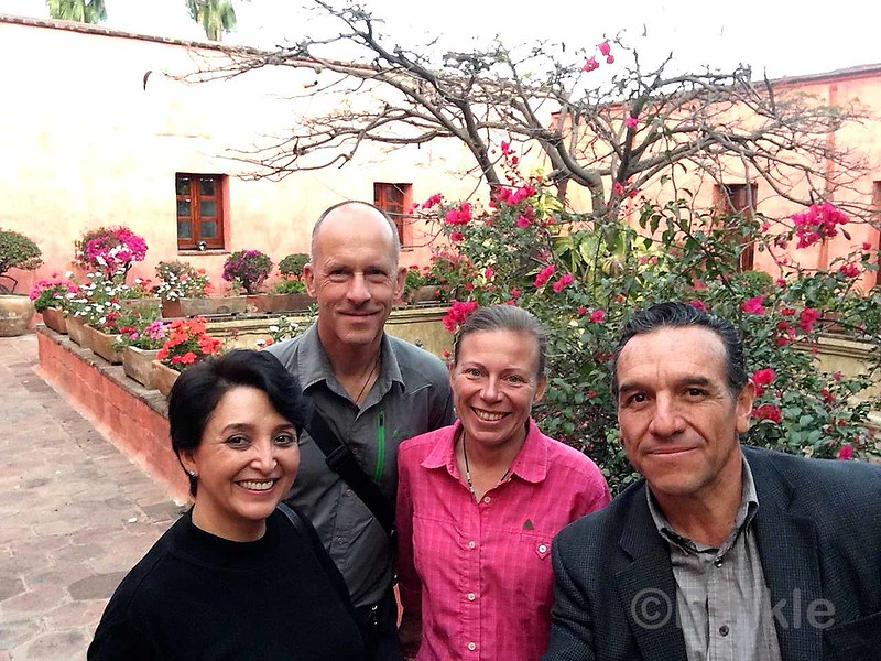 Quinta Real, Oaxaca