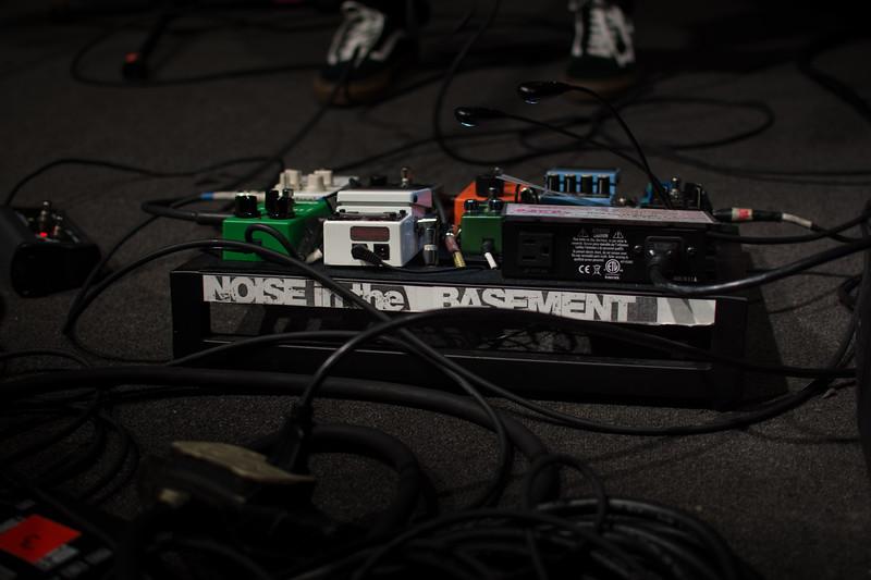 Noise in the Basement - 9:30 Club - September 13, 2018