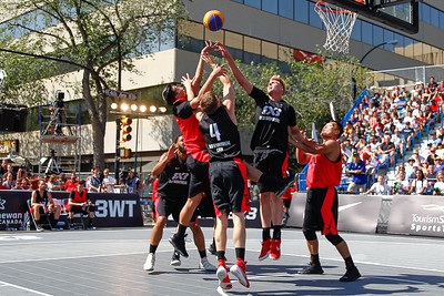 2018 FIBA 3X3 World Tour Ulaanbaatar vs Old Montreal