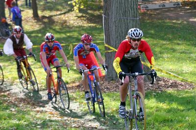 Halloween Cross - B Men, 40/50+ Men