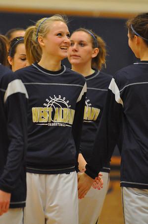 Wilson vs. WA Girls Playoff Basketball
