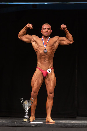 JUNIOR BODYBUILDING