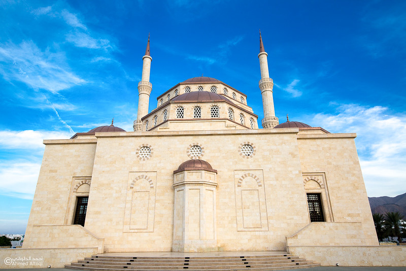 Said Bin Taimur Mosque - Muscat (14).jpg