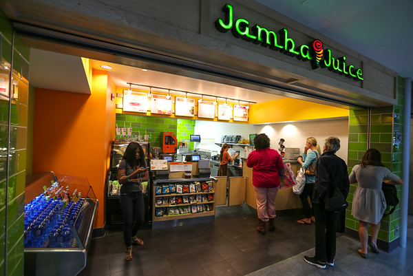 Jamba Juice, C Gates near C31
