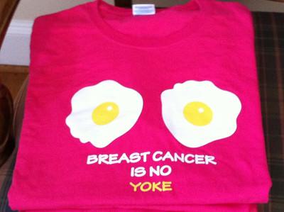 Breast Cancer walk 2013