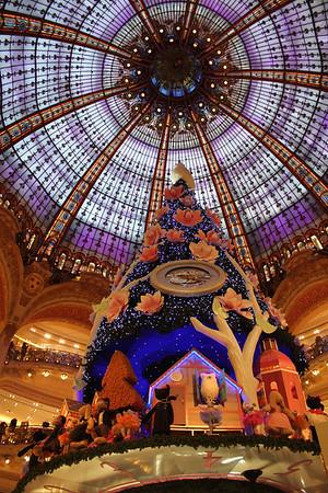 Galeries Lafayette & Printemps