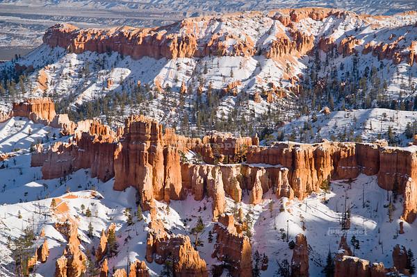 USA, UT - Bryce Canyon