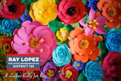 Ray Lopez State Representative  District 125