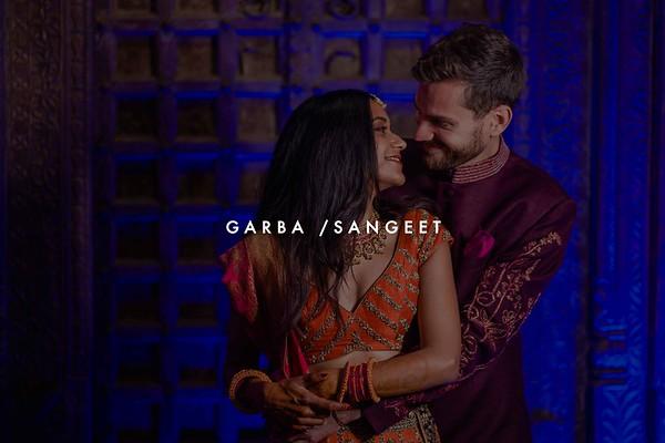 Garba/Sangeet