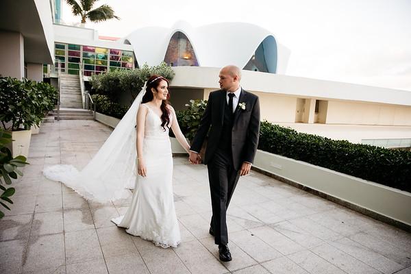 Rosani + Luis- La Concha Hotel