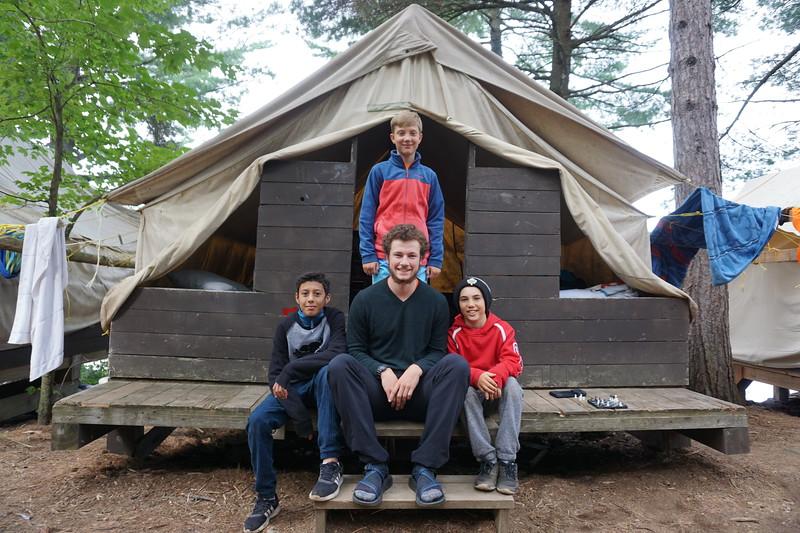 Tent 5
