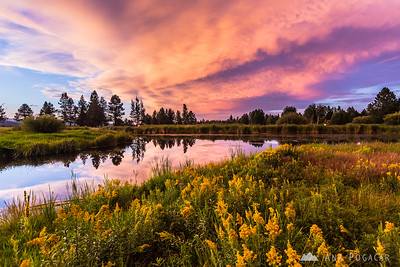 Sunriver and around, Oregon