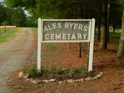 A. W. Byers Cemetery
