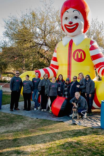 Ronald McDonald Walk 2015