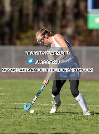 10/31/2020 - JV Field Hockey - Massabesic vs Kennebunk