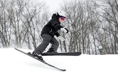 Snow Snake, Random Ski , 19-Jan-14