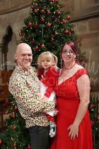 Darcey Allen  christening