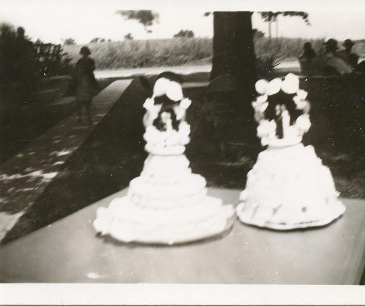 Dale & Irma Clark wedding cakes.jpg