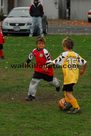 Team 1 Red vs Team 4 Gold - 9:30 _11-3-07