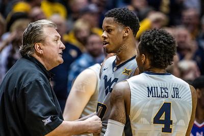 34188 Mens Basketball vs. Kansas Jan 2018