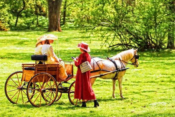 Wissahickon Day Parade and Horse Show