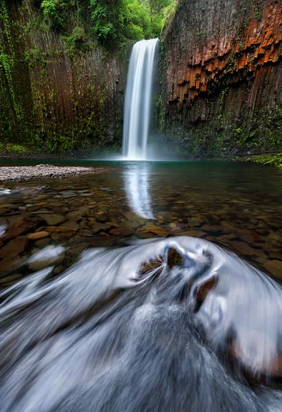 Abiqua Falls, OR.