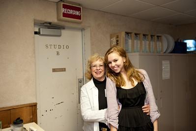 Involved Parents at RCA Studio B