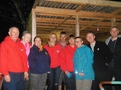 2017-06-02 Cub & Scout Survival Camp at Sherrat's Wood