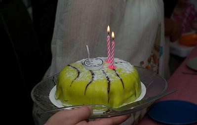 Födelsedagar och annat firande