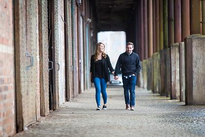 Kayleigh and Craig