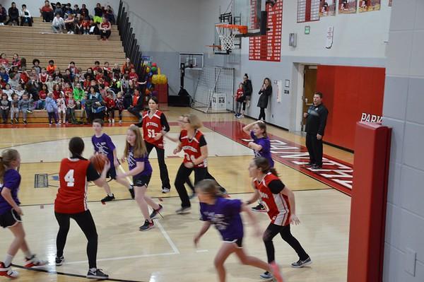 Fifth Grade vs. Faculty Basketball Game (03/22/19)