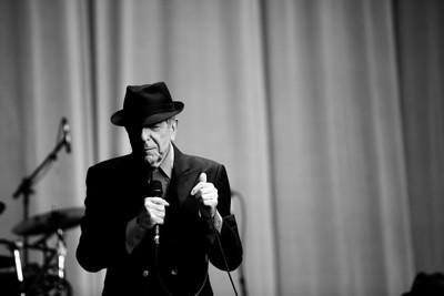 Leonard Cohen, Koengen
