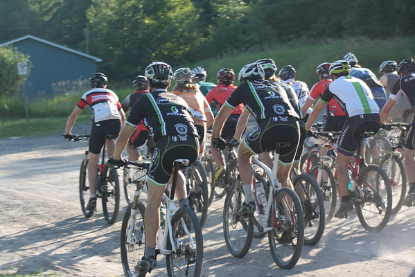 Sun Set - Camp Fortune - 2012-07-04