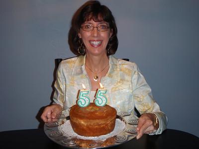 Jenny's 55th Birthday - 2011
