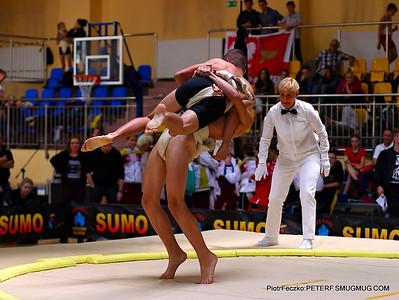 European Sumo Children Championship Warsaw october 2017
