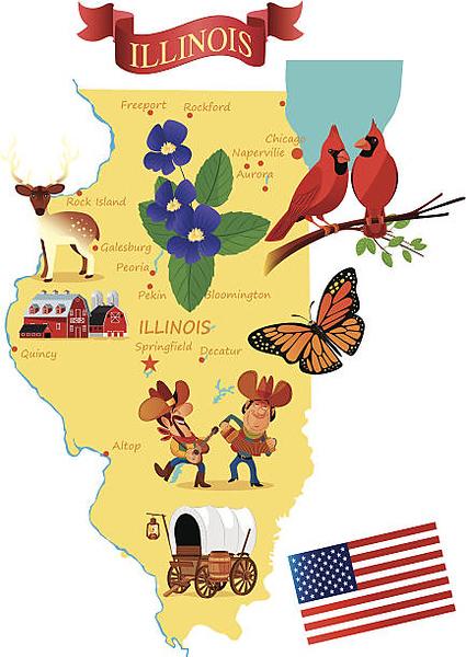 Illinois Slideshows Collection