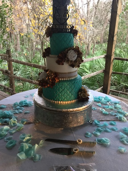 Wedding Cakes Floral Style Pictures