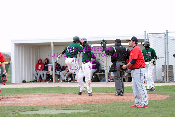 2011 KISHWAUKEE COLLEGE BASEBALL vs CLC