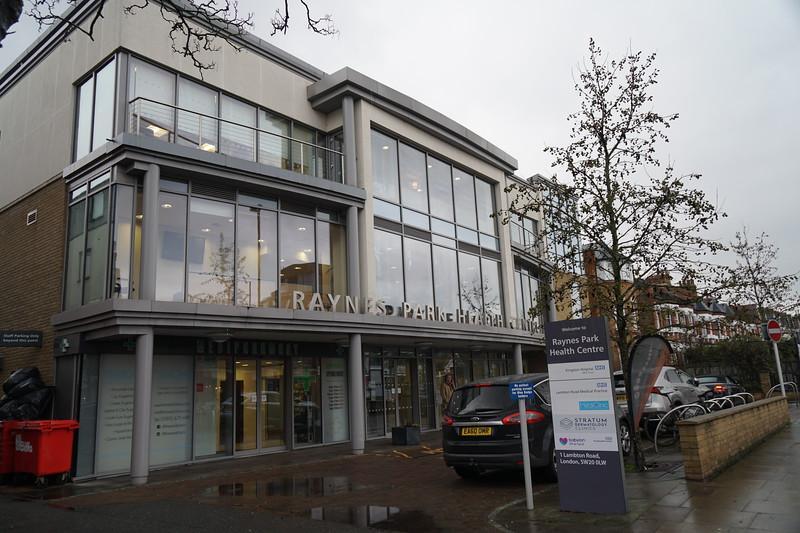 Raynes Park Health Centre - 2019