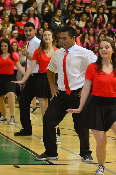 2015 Sweetheart Rally Performance