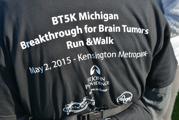 American Brain Tumor Association Walk 2015