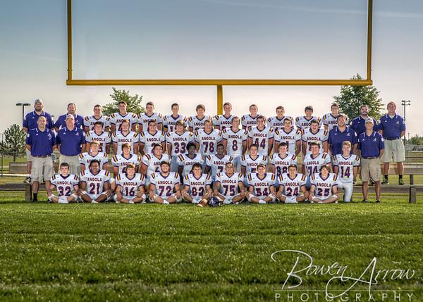 Football Team Photos 2014