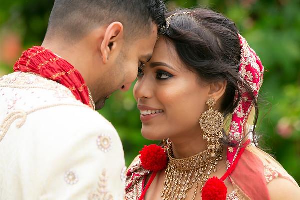 Anisa & Jaggy Hindu Wedding