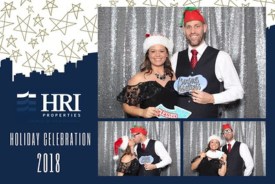 HRI Properties Holiday Celebration 2018 @ Hyatt Centric