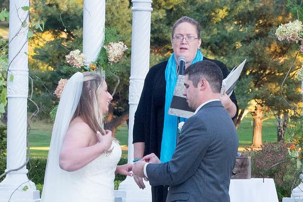 Kristen wedding