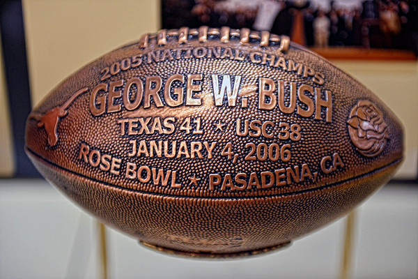George W. Bush Presidential Library, Dallas Texas