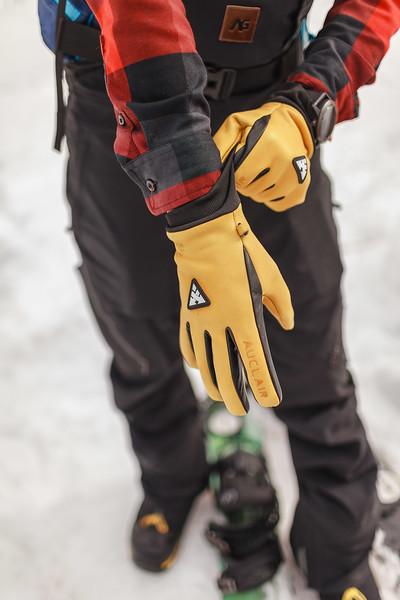 Les gants AUCLAIR
