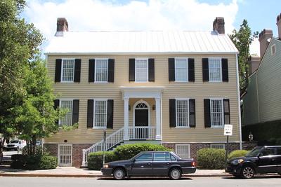 Levi Coffin House - Downtown Sav
